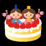 ひな祭りのケーキ!人気のお取り寄せはコレ!