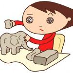 子供の粘土遊び!おすすめは?小麦?寒天?