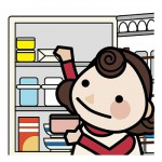 冷蔵庫の掃除!おすすめの方法はコレ!