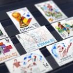 切手には貼り方がある?複数枚貼る時は?